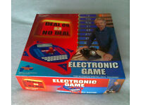 Deal Or No Deal Board Game battery operated Electronic table top Game