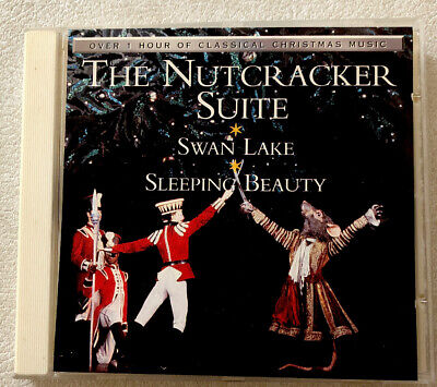 The Nutcracker Suite: Swan Lake And Sleeping Beauty - Classical Christmas Music ()