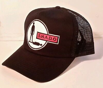 UFO TV Series SHADOW  Baseball Cap/Hat w Patch (UFOHA-01)