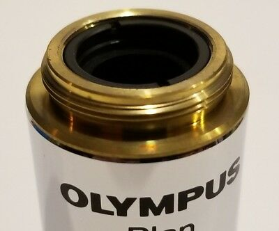 Olympus Plan 10x0.25 Microscope Objective Lens New In Box