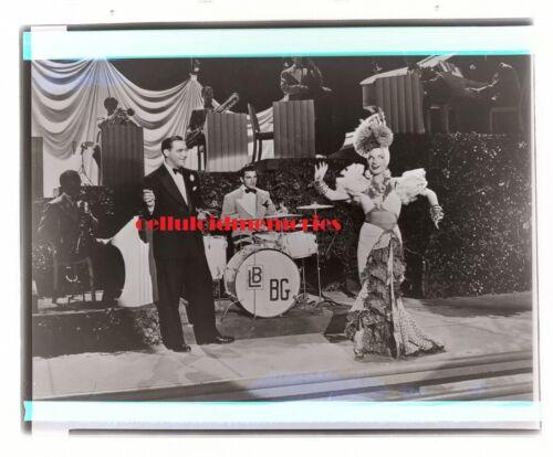 BENNY GOODMAN / LOUIE BELLSON - Jazz / Big Band Black & White Negative