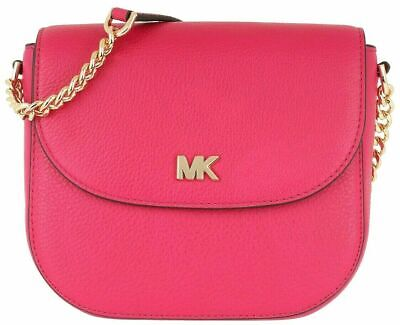 MICHAEL KORS Tasche CROSSBODIES HALF DOME CROSSBODY Leder rose pink