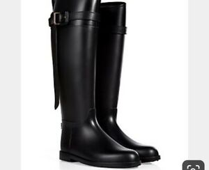 Authentic Burberry riding boots