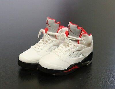 A5-002 custom basketball shoes for 1/6 figure @ enterbay michael jordan kobe