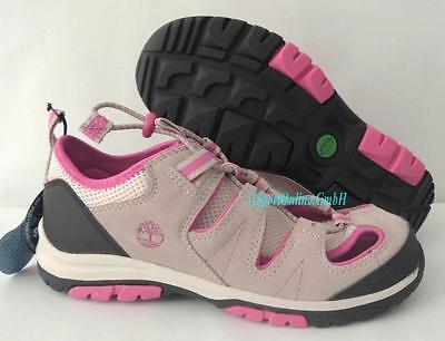 NEU Timberland Zip Trail Größe 40 Mädchen Outdoor Schuhe Trail Sandalen 2693A