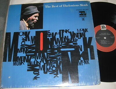 Thelonious Monk – The Best Of Thelonious Monk - RIVERSIDE STEREO 1969 RS