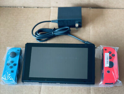 Nintendo Switch HAC-001(-01) 32GB Console with Joy‑Con ***Never Used***