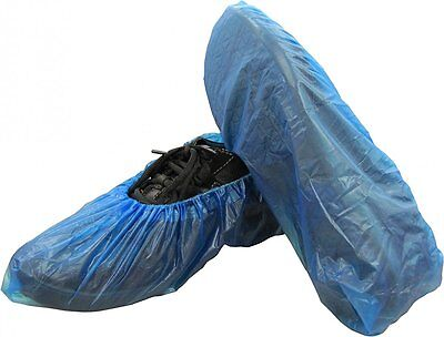 300 Disposable Shoe Covers Medical Booties Hospital 16