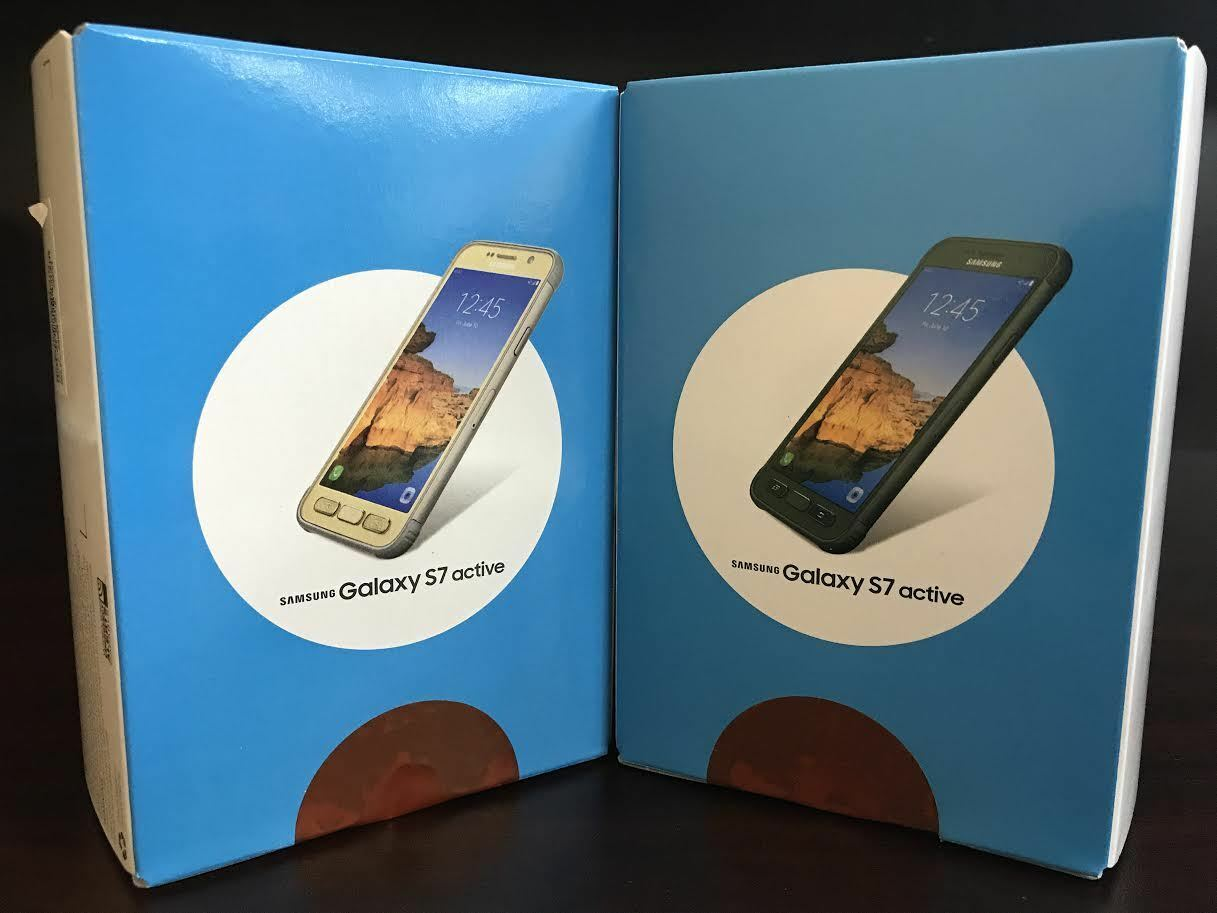 NEW SAMSUNG GALAXY S7 ACTIVE SM-G891-32GB-AT&T UNLOCK SMARTPHONE