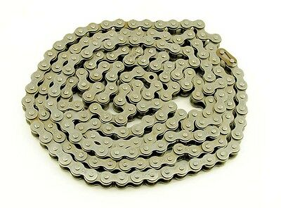 50 50-1r Roller Chain 3 Meters 10 Ft With Master Link - Standard Grade