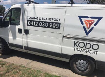 Kodo Transport Removalist
