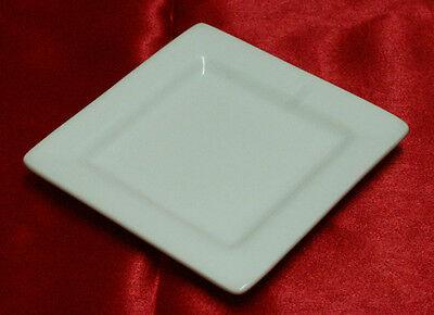 1-ceramic Candle Plate4square For 2 X 3 Or 3 X 3 Or 3 X 6 Pillar/votive