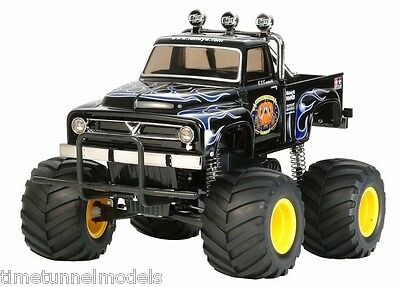 Tamiya 58547 BLACK Midnight Pumpkin Kit RC Kit  (CAR WITHOUT ESC)