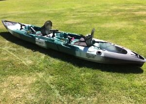 WANTED TEQUILA ANGLER POINT 65 KAYAK