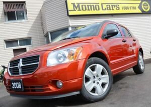 2008 Dodge Caliber SXT! AC! Clean Autocheck! Only $88/Bi-weekly!