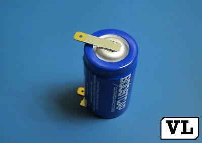 Boostcap 350f 2.5vdc D Cell Ultracapacitor Maxwell Bcap0350e250t03 Spot Weld Tab