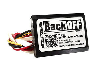 Back Off XP Brake Light Module By Signal Dynamics (01004)