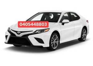 $21 perday CAR RENTAL CAR HIRE UBER X OLA DIDI CAMRY HYBIRD TOYOTA