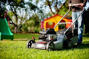Spring Clean-Up & Lawn Maintenance