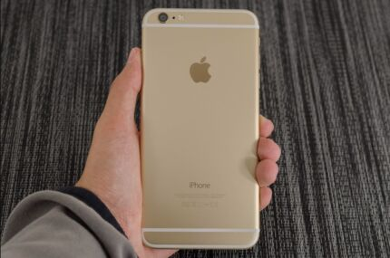 3x Iphone® 6 Plus 128gb  Gold/Space Grey Excellent Conditions South Yarra Stonnington Area Preview