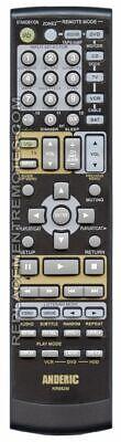 new audio video receiver remote control rr682m