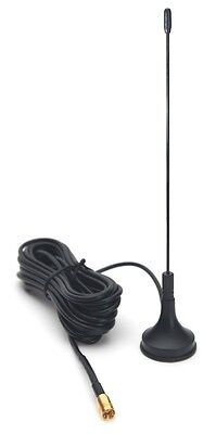 DAB Aerial for Car Radios with SMB fitting - Mag Magnetic Mount - 4m Cable