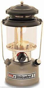 Coleman Unleaded Benzinlampe Laterne 125 Watt