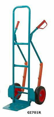 High Back Sack Truck with Wheel Guards GI701R