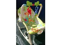 Baby Rocker / Vibrating Chair - Fisher Price