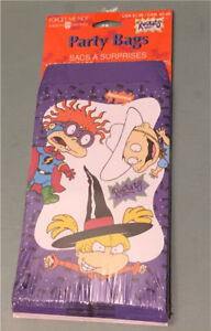 RUGRATS Halloween Party Bags