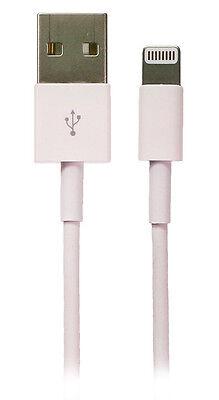 Original OEM Apple iPhone 5 5S 5C 6 Plus Lightning USB Data Cable 100% GENUINE