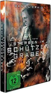 Verdun 1916 - Sterben im Schützengraben DVD NEU / OVP Kriegsfilm Daniel Craig