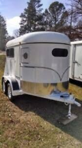 Looking to buy a horse trailer