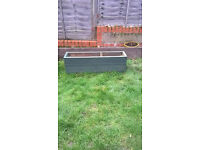 decking board planters