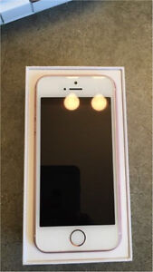 Selling iPhone se locked to fido