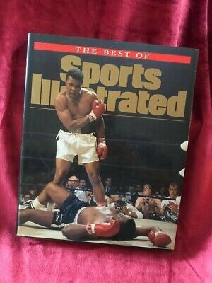 The Best of Sport Illustrated Mohammed Ali Cover- 1996 Vintage