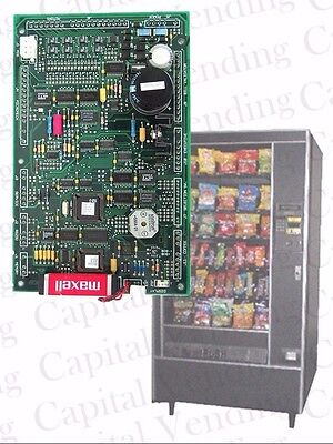 Automatic Products 120 121 122 123 Vending Machine Control Board V5.28
