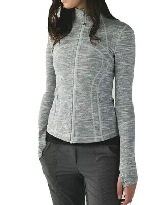 Lululemon Size 8 Define Jacket Gray Wee Are From Space