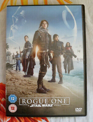 Rogue One: A Star Wars Story [DVD] [2017] - Excellent Condition.