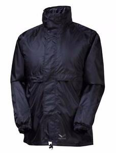BRAND NEW  Rainbird Stowaway Waterproof Jacket (Navy) - Small 6-8 Blacktown Blacktown Area Preview
