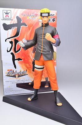 (Authentic) Naruto Shippuden DXF Shinobi Relations SP Naruto Action Figure