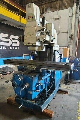 Kearney Trecker Milwaukee 310 S-15 Horizontal Milling Machine