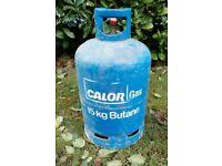 Calor Gas 15kg Butane Cylinder Bottle Empty
