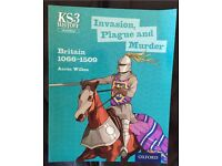 KS3 History Textbook By Aaron Wilkes