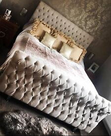 Chesterfield luxury bed