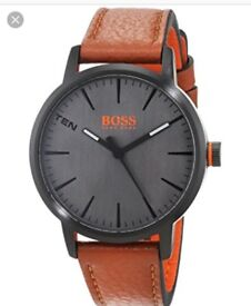 Brand new Hugo boss men's watch RRP £120