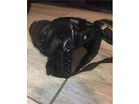 Nikon D3100 and sigma macro lens