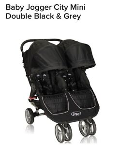 ISO Baby jogger city mini double stroller