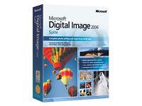WANTED: Microsoft Digital Image Suite (2006)