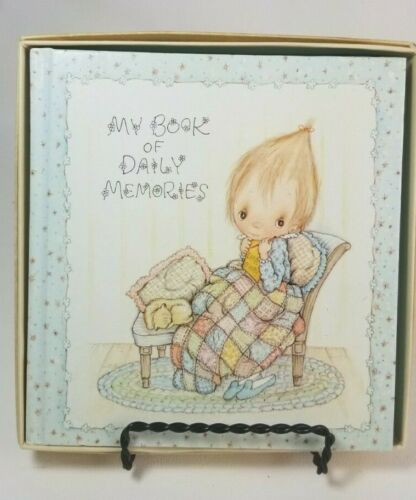Hallmark Betsey Clark Journal Diary My Book of Daily Memories NOS Vintage 1977